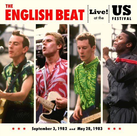 The English BeatLive at the US Festival '82 & '83