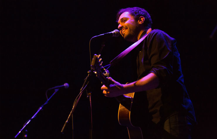 ​Mike Edel / Towers and TreesThe Roxy Theatre, Victoria BC, April 11