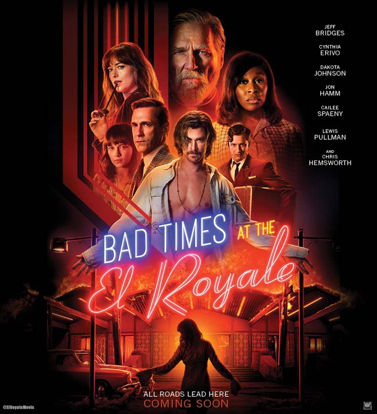 Bad Times at the El Royale 2018 Download And Watch Full Movie HD And 300 Mb