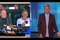 ​Ellen DeGeneres Responds to Criticism for Hanging Out with George W. Bush