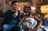 E.T. Has Sold Out and Starred in an Xfinity Commercial