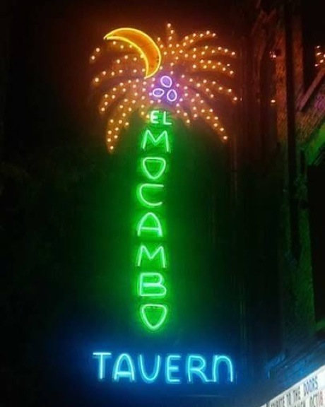 Toronto's Iconic El Mocambo Palm Tree Sign for Sale on eBay