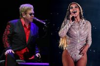 Elton John Said He Didn't Like the New 'Lion King' Soundtrack, and Beyoncé Fans Are Pissed