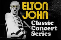 "Elton John Launches ""Classic Concert Series"""