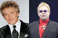 "Rod Stewart Says Elton John's Farewell Tour ""Stinks of Selling Tickets"""