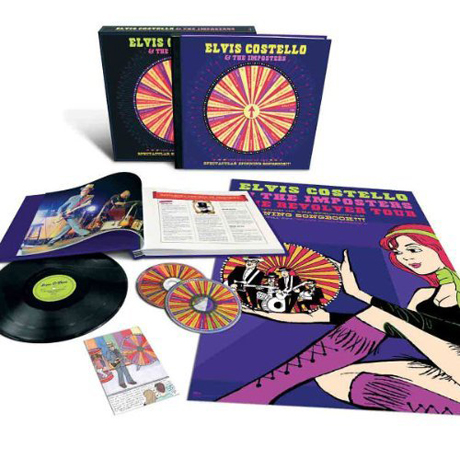 Elvis Costello's Message to Fans about Expensive New Box Set: Don't Buy It