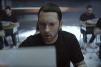 Eminem Is Really Mad That Netflix Cancelled 'The Punisher'