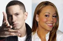 ​Eminem Is Still Rapping About Mariah Carey on New Fat Joe Song