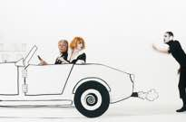 """Paul McCartney Hypnotizes Emma Stone in """"Who Cares"""" Video"""