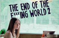 Netflix Sets Release Date for 'The End of the F***ing World 2'