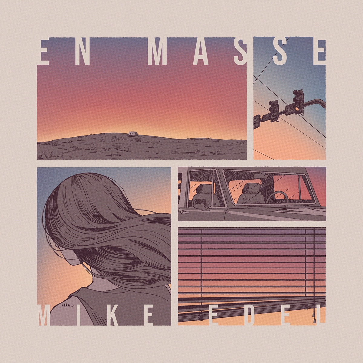 Mike Edel Shows the Value of Collaboration on 'En Masse'