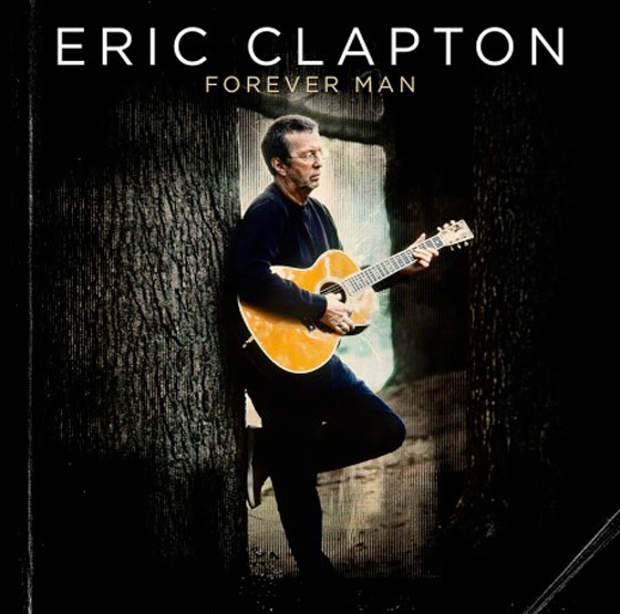 eric clapton looks back with 39 forever man 39 comp. Black Bedroom Furniture Sets. Home Design Ideas
