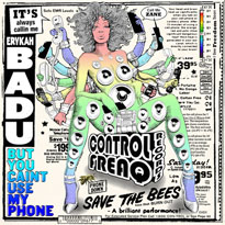 Erykah Badu Details 'But You Caint Use My Phone' Mixtape