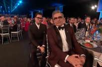 Eugene Levy Gave Hamilton a Shout-Out During the SAG Awards