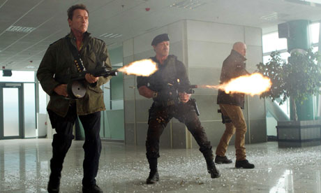 The Expendables 2 [Blu-Ray] - Directed by Simon West