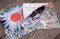 ​Explosions in the Sky Unveil Custom Emerica Sneakers