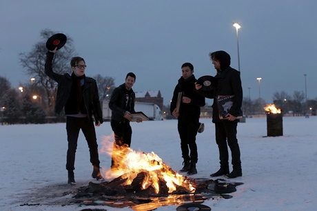 Fall Out Boy Return with 'Save Rock and Roll,' Unveil New Single