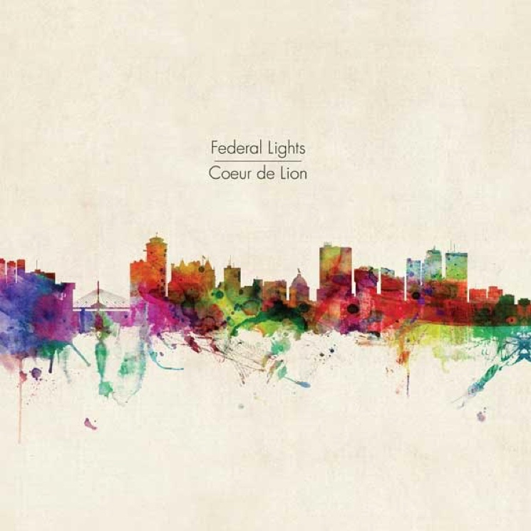 Federal Lights'Coeur de Lion' (album stream)