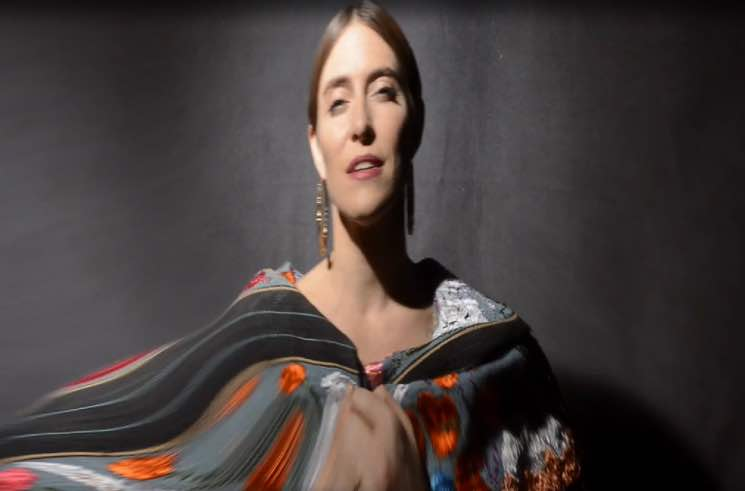"Feist""Pleasure"" (video)"