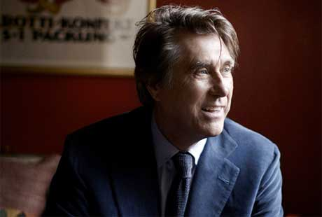 "Bryan Ferry Announces ""Can't Let Go"" North American Tour, Plays Vancouver"