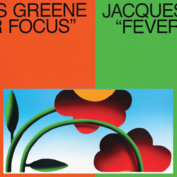 Jacques Greene Announces Fever Focus Ep