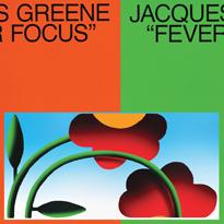 Jacques Greene Announces 'Fever Focus' EP