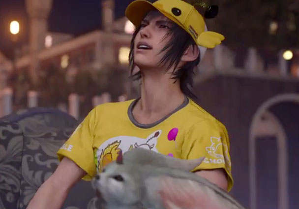 'Final Fantasy XV' Shares Moogle Chocobo Carnival Trailer, and It Looks Awesome