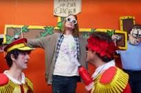 Watch Macaulay Culkin Play Kurt Cobain in Father John Misty's