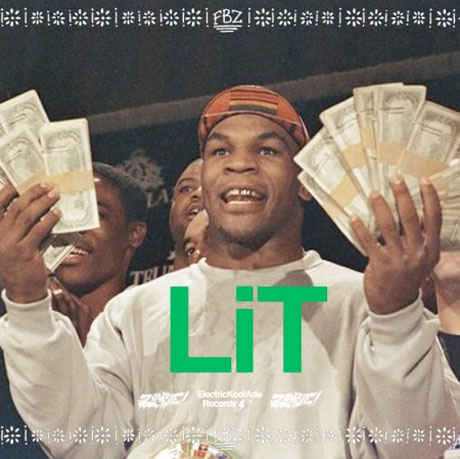 "Flatbush Zombies""LiT"""