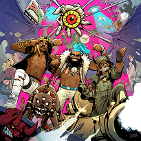 Flatbush Zombies Detail '3001: A Laced Odyssey', Premiere