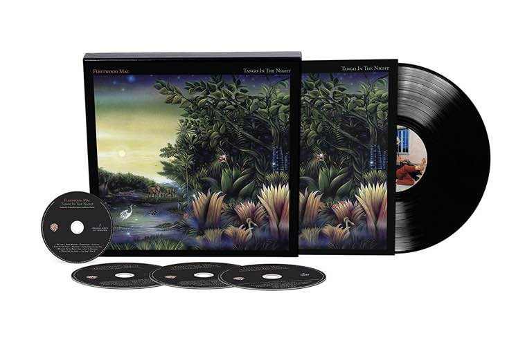 "​Fleetwood Mac Share Early Version of ""Seven Wonders"" from 'Tango in the Night' Reissue"