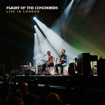 Flight of the Conchords Announce New Live Album