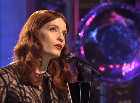 Florence and the Machine On SNL