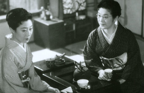 Flowing - Directed by Mikio Naruse