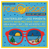 Wintersleep, Lido Pimienta, Snotty Nose Rez Kids to Play Yellowknife's Folk on the Rocks Festival