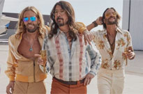 Foo Fighters Are Becoming the Dee Gees for a Bee Gees Covers Record