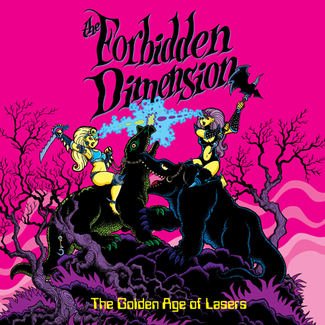 The Forbidden Dimension Return with 'The Golden Age of Lasers'