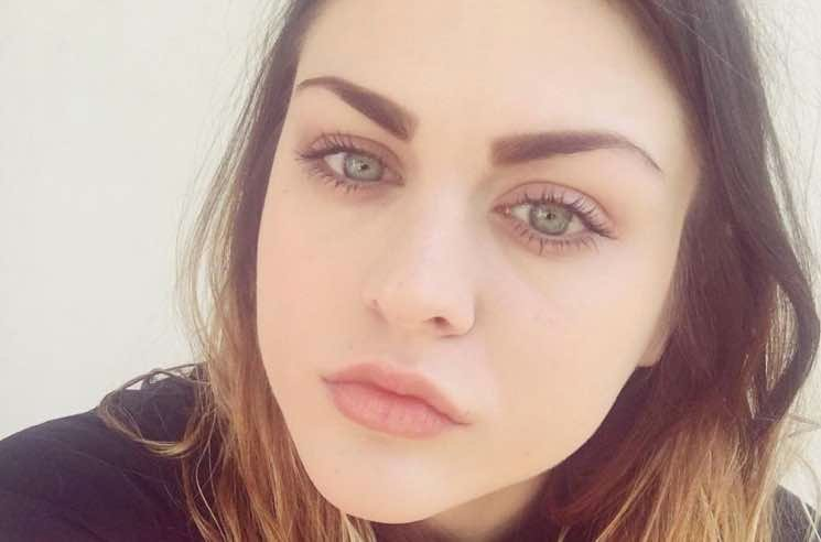 Frances Bean Cobain Shares New Version Of Her First Original Song