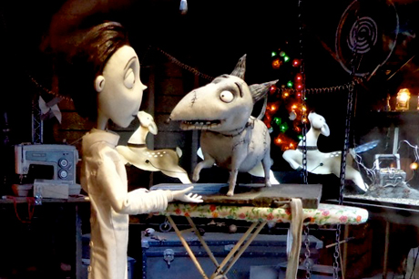 Frankenweenie - Directed by Tim Burton