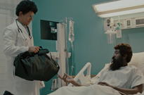 "Watch Eric Andre Star in Freddie Gibbs & Madlib's New ""Half Manne Half Cocaine"""