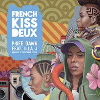 Phife Dawg Salutes Montreal on New Single 'French Kiss Deux'
