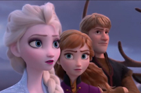 Here's Your First Look at 'Frozen 2'