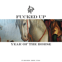 Fucked Up Share 'Act Two' of 'Year of the Horse'