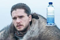 'Game of Thrones' Left Shots of Plastic Water Bottles in the Finale