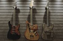 ​Fender Is Selling $35,000 'Game of Thrones' Guitars
