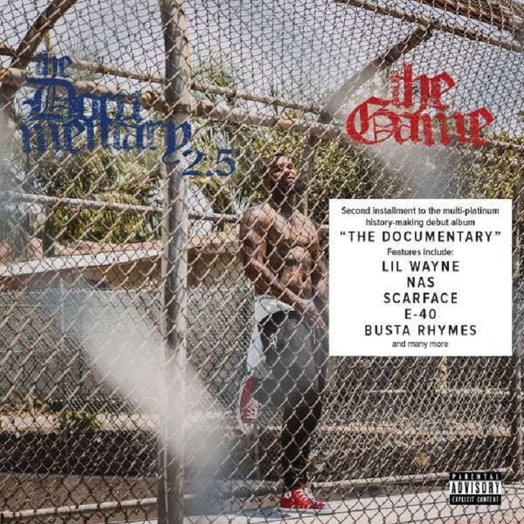 The Game Reveals 'The Documentary 2.5' Tracklist With Nas