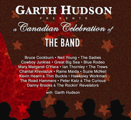 Garth Hudson Ropes in Neil Young, the Sadies, Blue Rodeo and More for All-Canadian Tribute to the Band