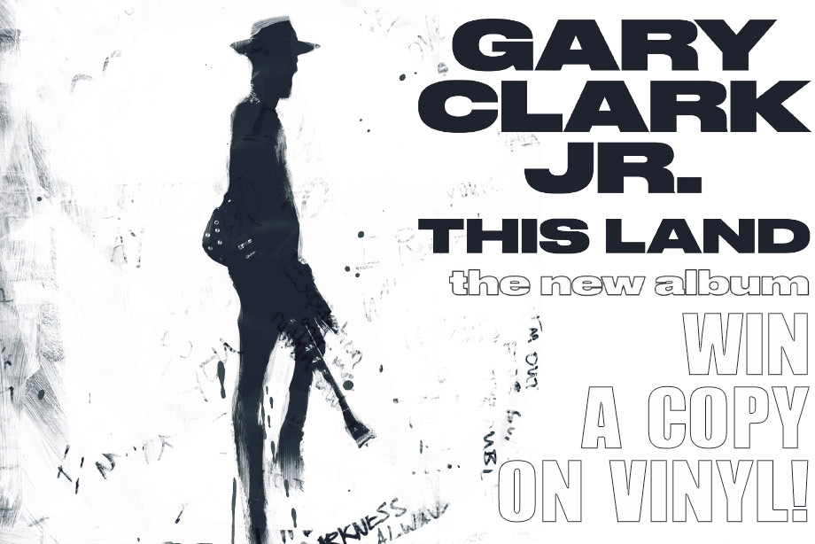 Gary Clark Jr. - Win 'THIS LAND' on vinyl!