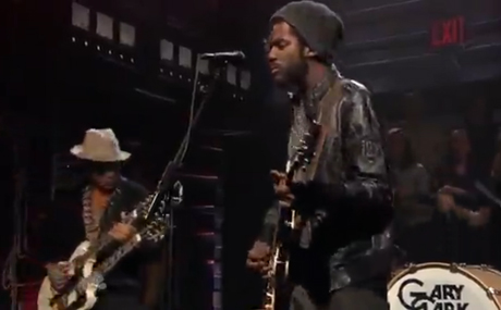 "Gary Clark Jr. - ""Numb"" / ""Ain't Messin' Around"" (live on 'Fallon')"