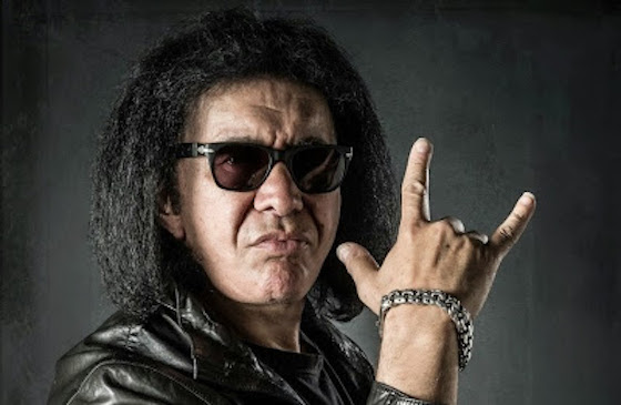Gene Simmons Filed a Legal Application to Trademark the Devil's Horns Gesture
